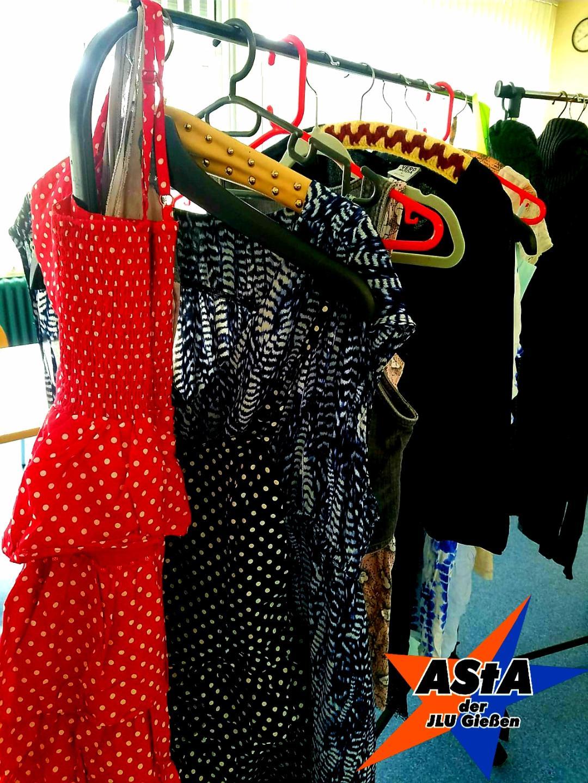 Kleidertauschparty an der JLU